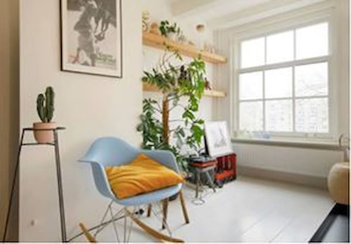 Renovated authentic house in Center Amsterdam