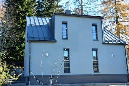 Maison de vacances moderne près de la forêt en Bohême