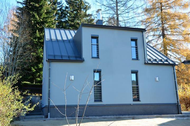 Moderna Casa Vacanze ai margini della Foresta in Boemia
