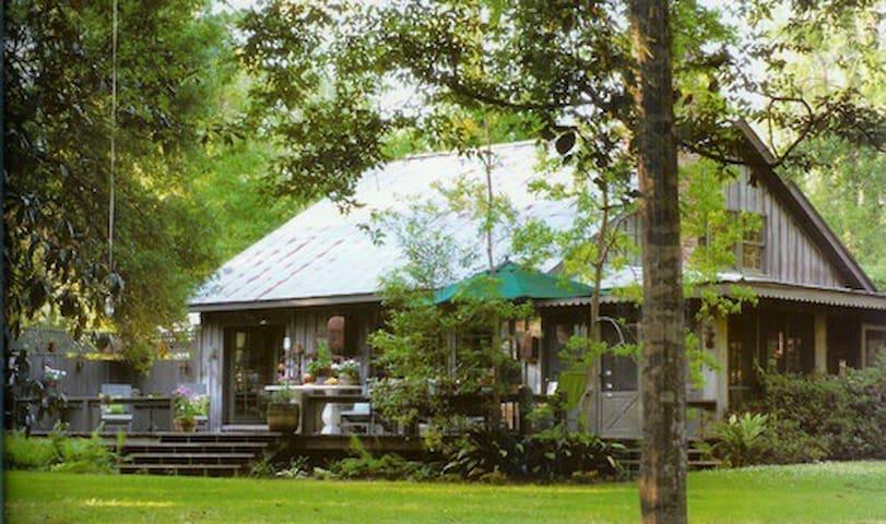 Zen Retreat in the Louisiana Woods - Saint Francisville