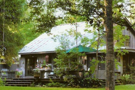 Zen Retreat in the Louisiana Woods - Saint Francisville - Rumah