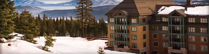 Ritz Carlton Luxury Ski-In/Ski-Out at Northstar