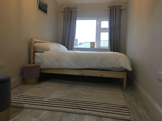 EnSuite light filled double bedroom