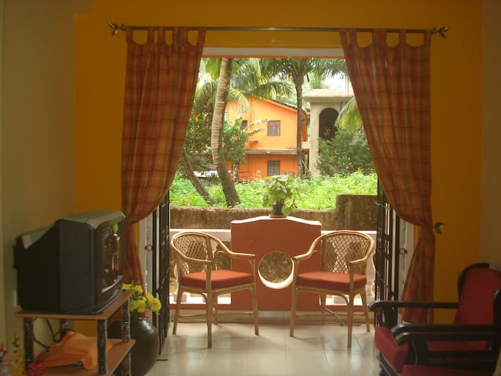 Anthony's Cosy Apartment CANSAULIM, South of Goa