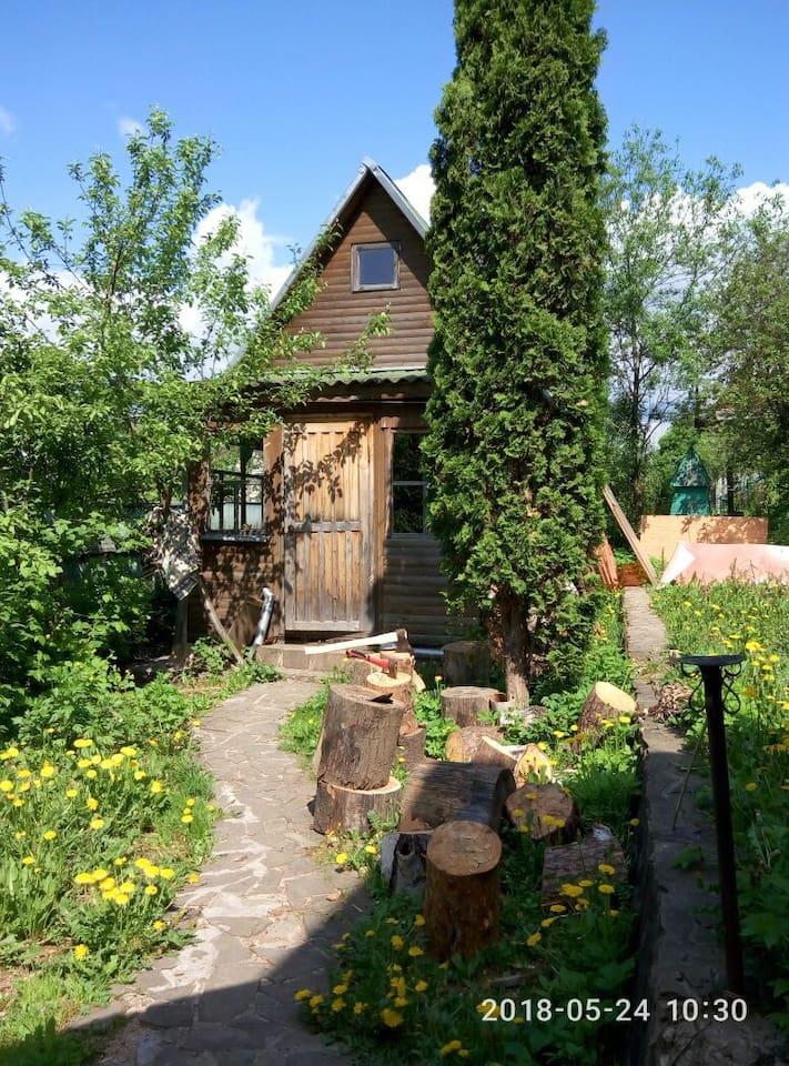 (Banja) Sauna