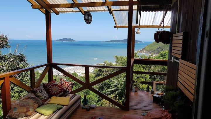 Casa AYA - Tranquilidade com Vista para o Mar