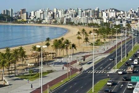 Ap. próx Aeroporto,Praia,Vale,UFES,ABO, Petrobras