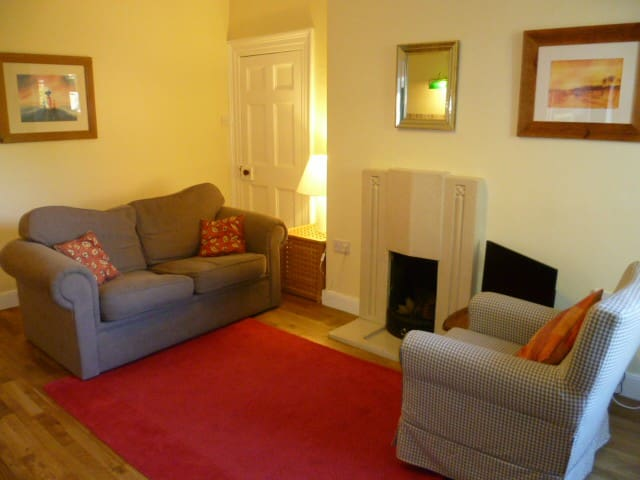 Cosy living room with free wifi