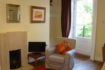Peaceful 1-bed flat in Holywood