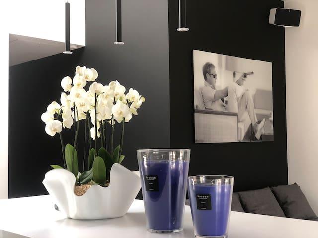 Appartement de luxe en plein coeur de Liège