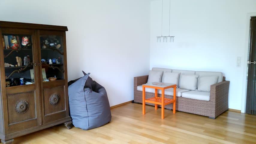 Großes Zimmer in kleinem Haus - Hamminkeln - House