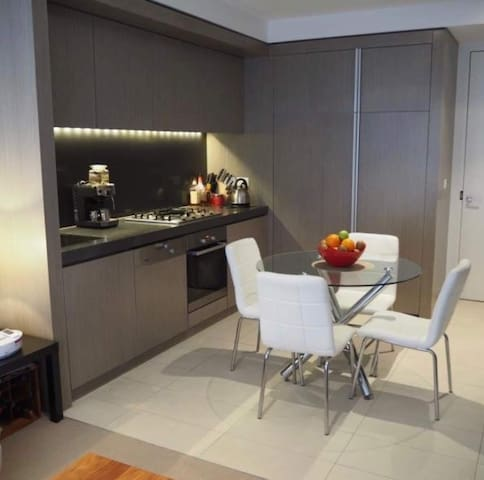 1 Bedroom eco friendly in CBD