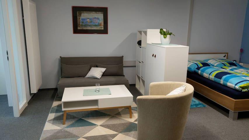 Wohnzimmerbereich/Sitzecke