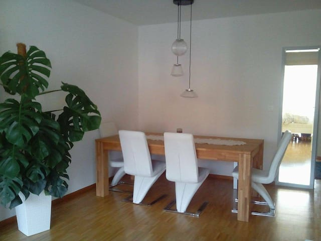 Modern, spacious, bright 78m2 apartment in Basel - Basel - Byt