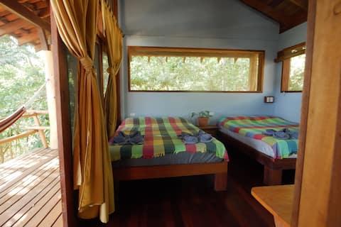 Casa Horizon - Surfen & Yoga Strandhuis. Suite #1