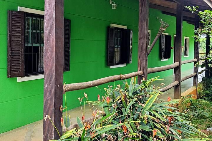 Sítio em Atibaia, condomínio fechado piscina grand