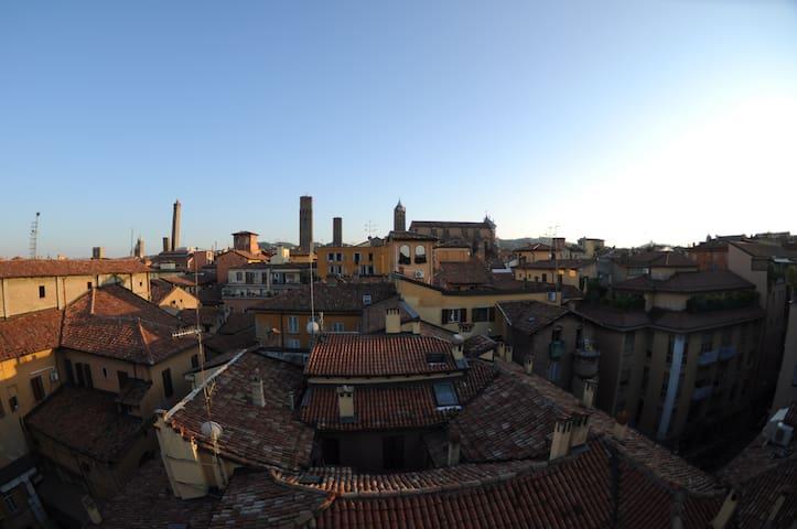 La migliore vista della città.