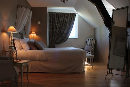 NYMPHE chambre de charme paisible - Penzion (B&B)