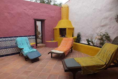 Private country house in Lanz - Lanzarote  - Casa