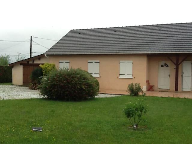 Maison de campagne - Saint-Martin - Casa