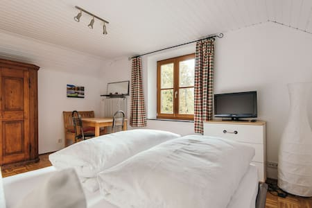 Top floor loft near Seidlpark - Murnau am Staffelsee - Appartamento
