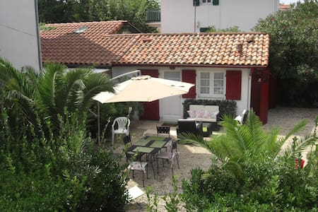 Lovely litle house with garden - Hendaye