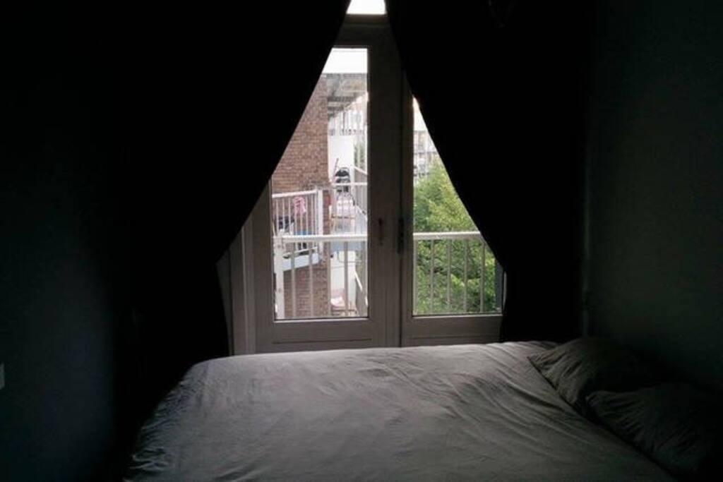 Double bed - Bedroom