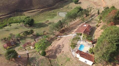 Casa de Campo na Mantiqueira  São José dos Campos