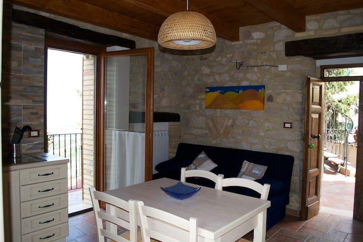 Appartamenti accoglienti Abruzzo - Altino - Casa