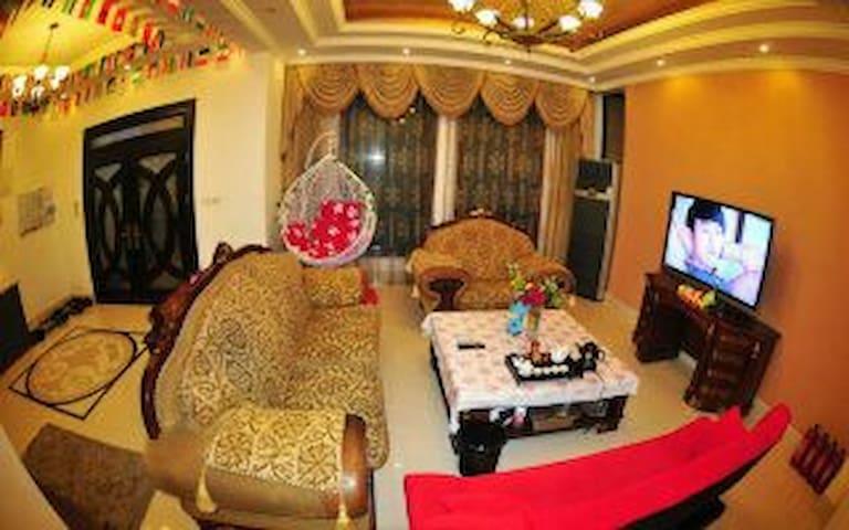 上海海之家国际青年旅舍(国家会展中心、虹桥火车站店)