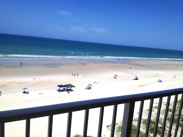 Oceanfront Condo - Ponce Inlet, FL - Amazing Views - Port Orange - Wohnung