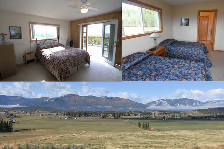 Vista View cottage - Twin room, view, pool, WOW
