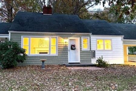 Old Man Kelsey's Cottage