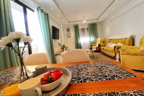 Very nice flat in Valencia! Near the Town Center.