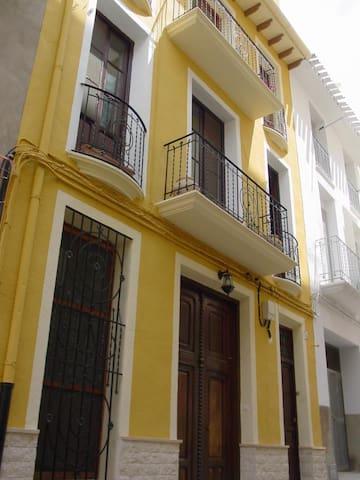 Casa Rural Sierra Espadán, Eslida - Eslida - Hus