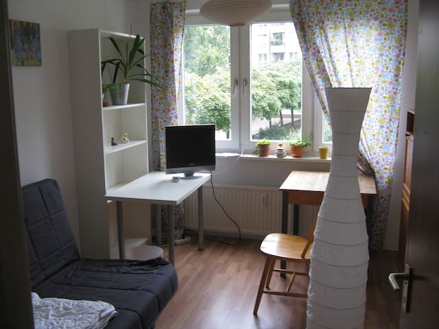 cute room in Berlin for 1-2 people - Berlino - Appartamento