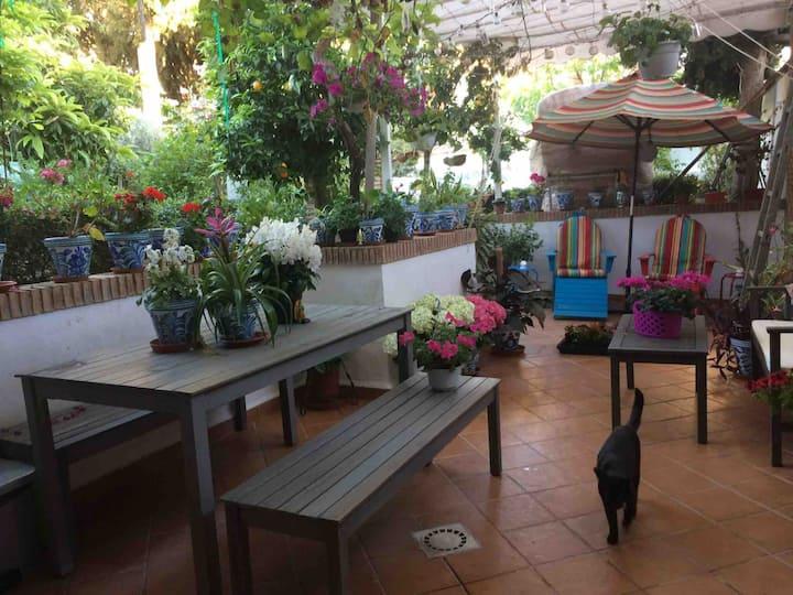 Carmen with Garden Breakfast in the Albaycin