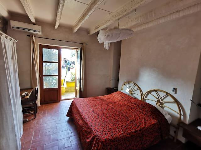 La Maison du port de Gorée  - chambre 1