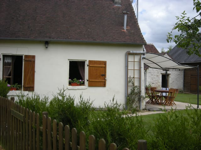 Gite in elsa and Gildas - Mairé - House