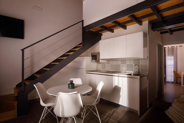 """Apartamentos Rurales Huerto El Horno  """"J de Jorge"""""""