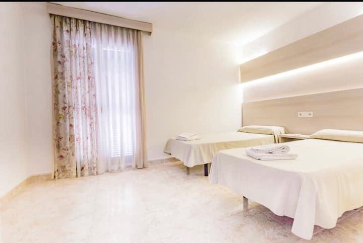 Hotel Coral habitación doble