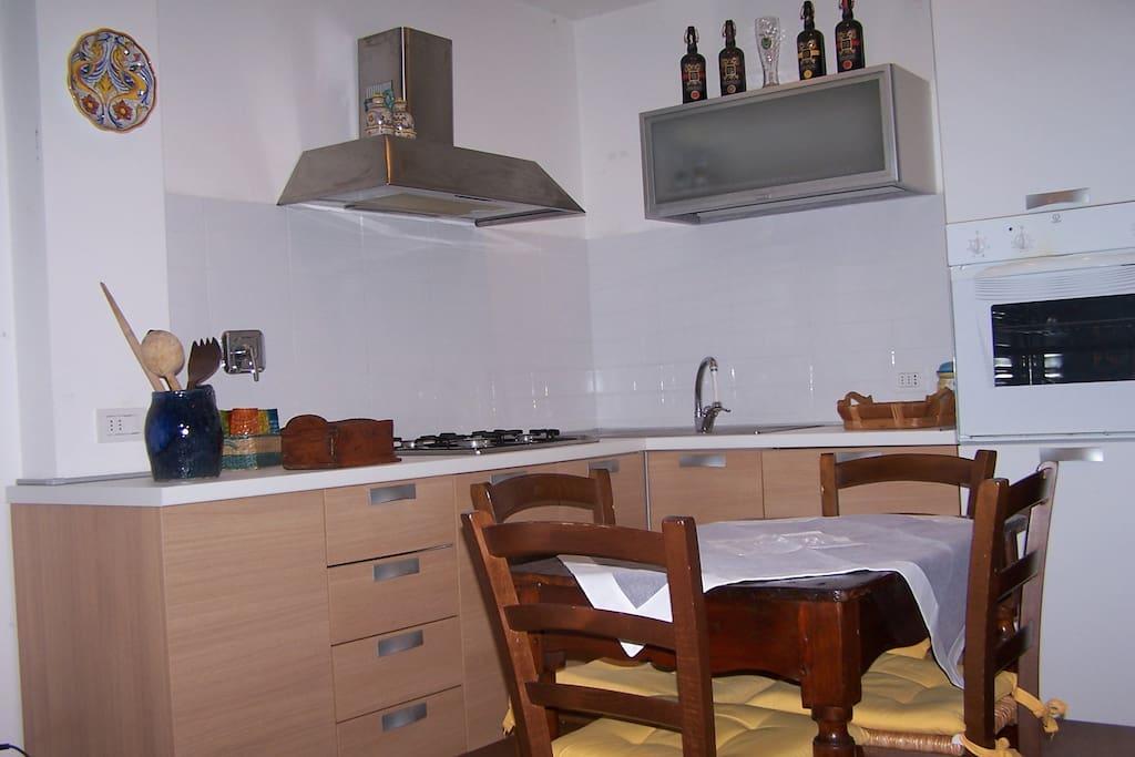 Villa petronilla appartamento piano seminterrato loft for Piani loft appartamento