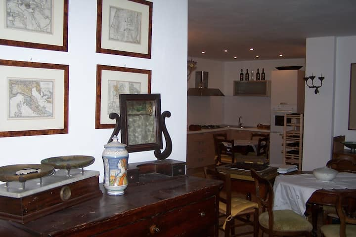 AMAZING FLAT IN VILLA - B&B PERUGIA