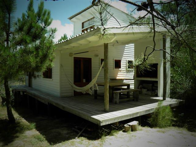 Casa playa en Oceania del Polonio - Oceanía del Polonio - Casa