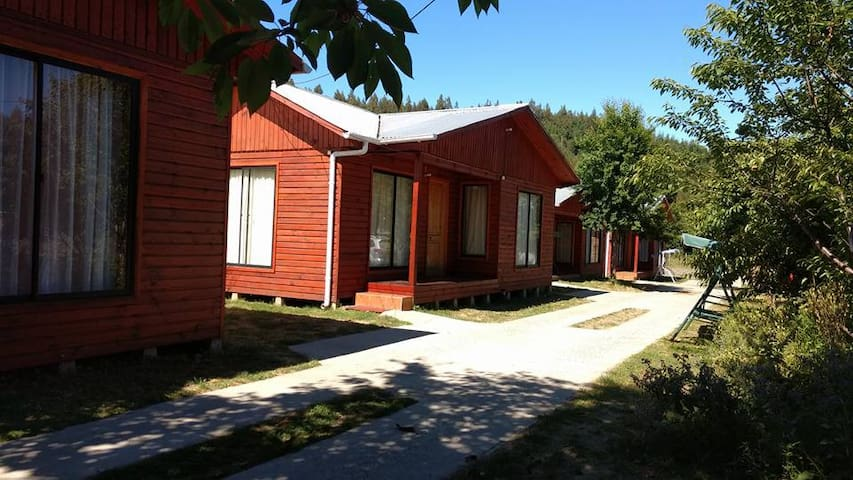 Cabañas Villa Rivas,  Contulmo