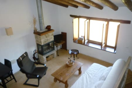 Casa Laste, tradicional y bonita - Casas de Esper
