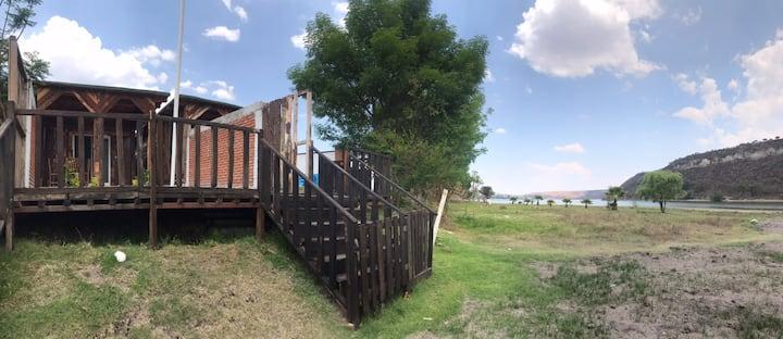 Cabaña en la naturaleza  Pueblo San Luis Taxhimay