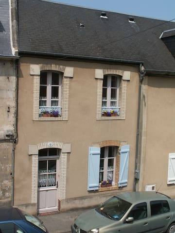 """Dodo et tartines"" citybreak - Bayeux - Talo"
