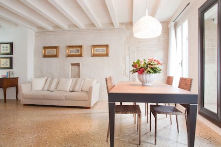 Special Apt in the Heart of Treviso