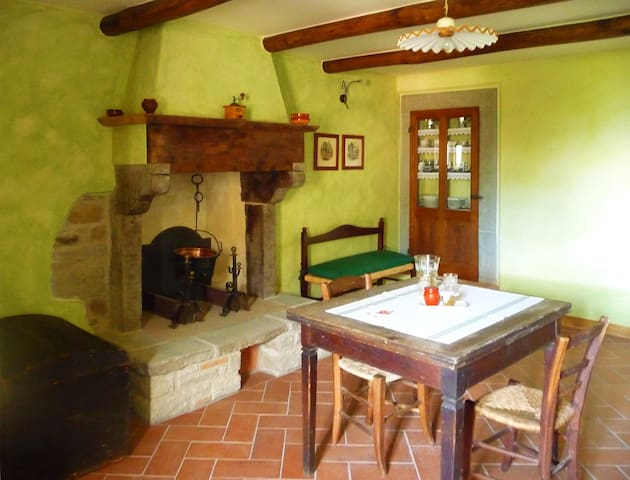 b&b Il Fortino in the Casentino1 - Faltona - Bed & Breakfast